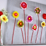 DIY: Blumen-Collage